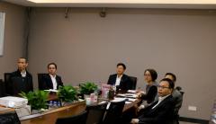 北港股份党委集中学习研讨北钦防一体化百项工程行动计划