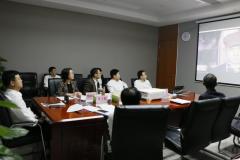 北港股份党委学习金融支持西部陆海新通道建设的相关文件精神