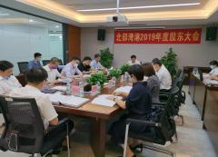 北港股份顺利召开2019年度股东大会